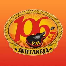 Ouvir agora Rádio 106 FM Sertaneja 106,7 - Ribeirão Preto / SP