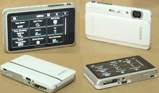 Jual Sony DSC-TX66 Kamera Bekas
