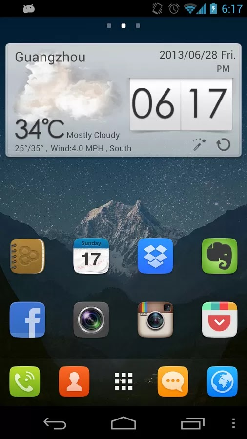 Roid Me Go Launcher Ex Apk Free Download