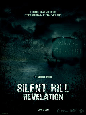 Silent Hill Revelation 3D Film