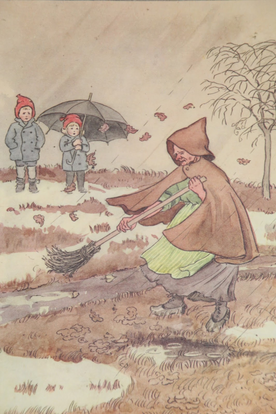 Illustration Elsa Beskow