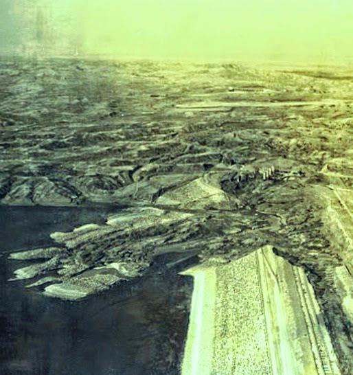 The sliding failure of Fort Peck Dam, Montana