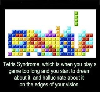 suraj's syndrome, tetris syndrome, suraj, teris, games,effect, tetris effect.