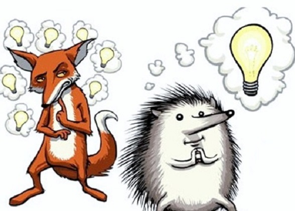 El zorro y el erizo