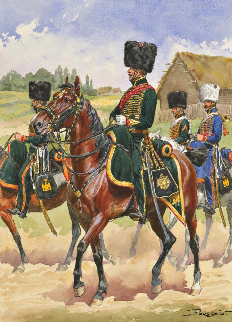 Napoleonic Swords And Sabers Collection Officer Horse