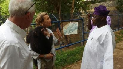 Must Read_ The Dog Named Buhari And The Baboon Christened Patience by Dr. Peregrino Brimah
