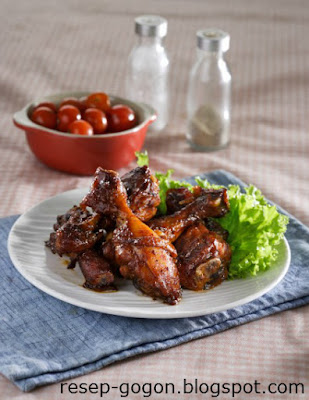Resep Membuat Ayam Panggang Hoisin