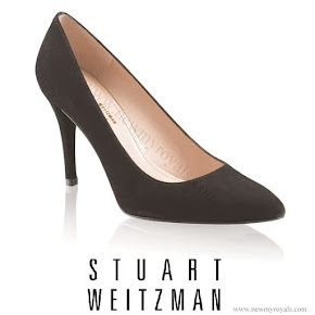 Kate Middleton wore STUART WEITZMAN Pumps