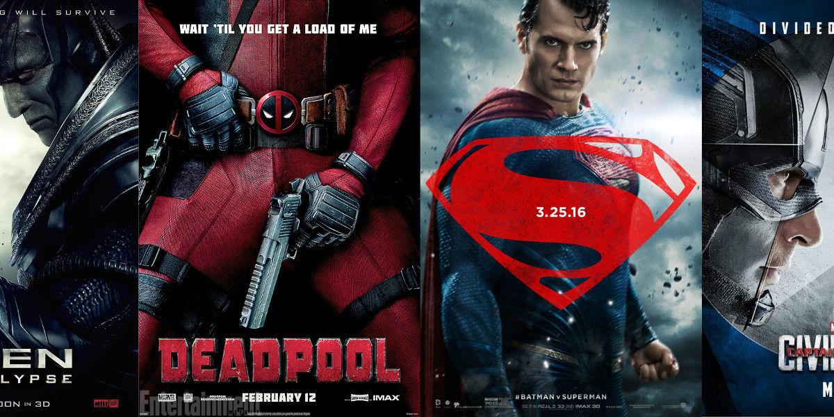 Sahabat Film 10 Film Terpopuler Tahun 2016 Versi Imdb