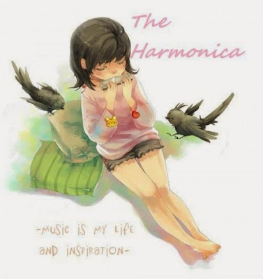 """Little Lady - Sự tích chiếc kèn Mini Harp đầu tiên và câu chuyện """"Cô bé câm và điều kì diệu"""""""