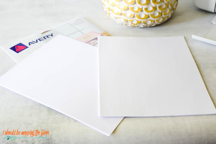 Paper for Printing Printables
