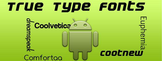 Cara Mudah Mengganti Font HP Android dengan Ifont