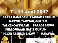 Bazaar Ramadhan 2017 di GEDUNG SMESCO 7– 11 Juni 2017