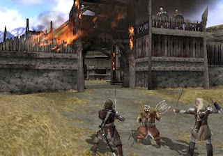 The Lord of the Rings: The Return of the King (PS2) 2002