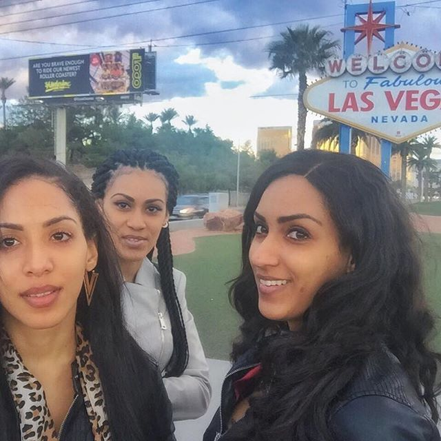 juliet, Sonia and Nadia Ibrahim