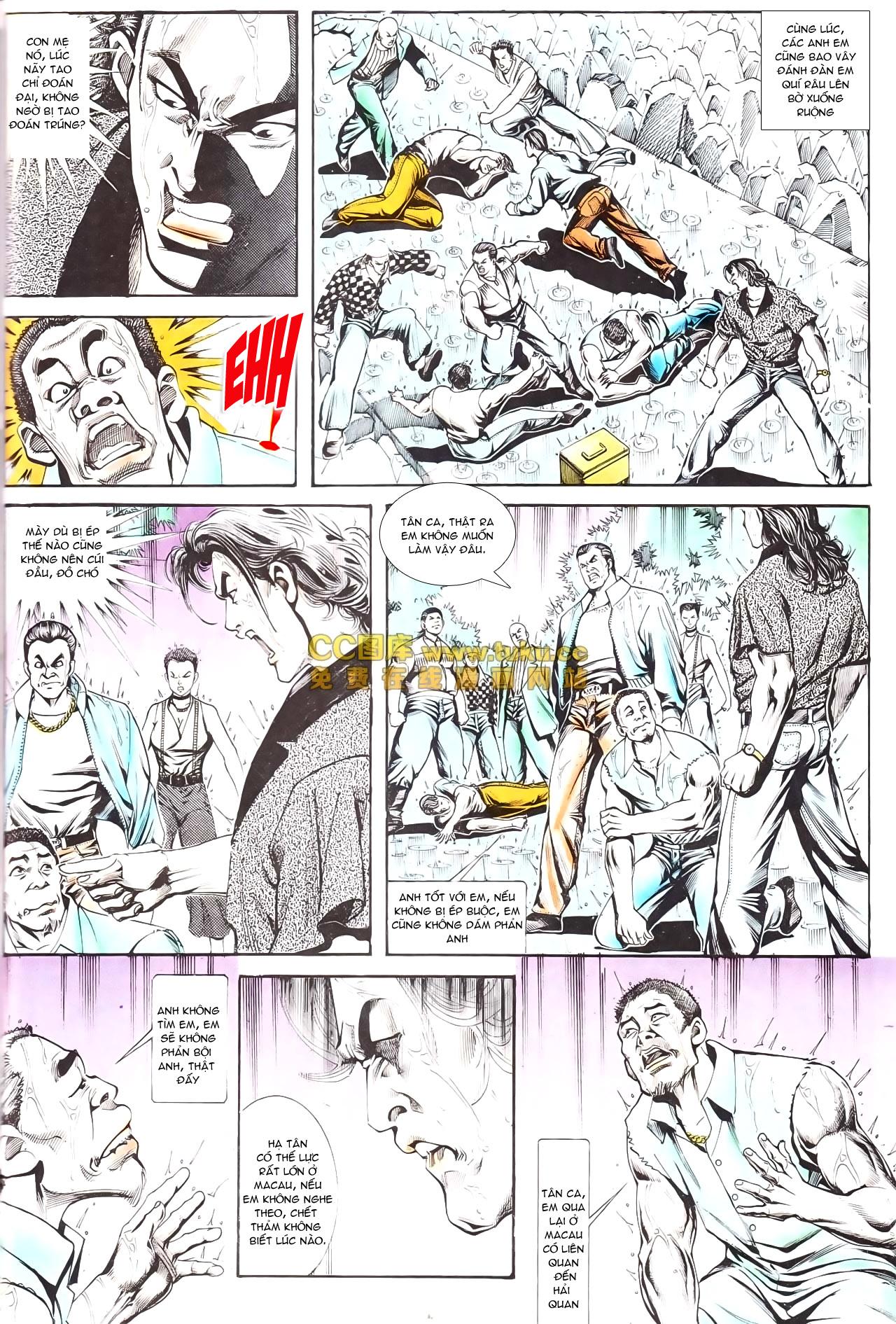 Người Trong Giang Hồ chapter 168: người đẹp dưới nước trang 12