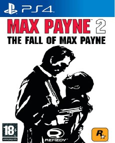 Max Payne 2 PS2 FOR PS4