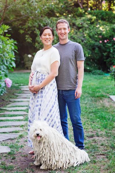 佐克伯公布懷孕喜訊