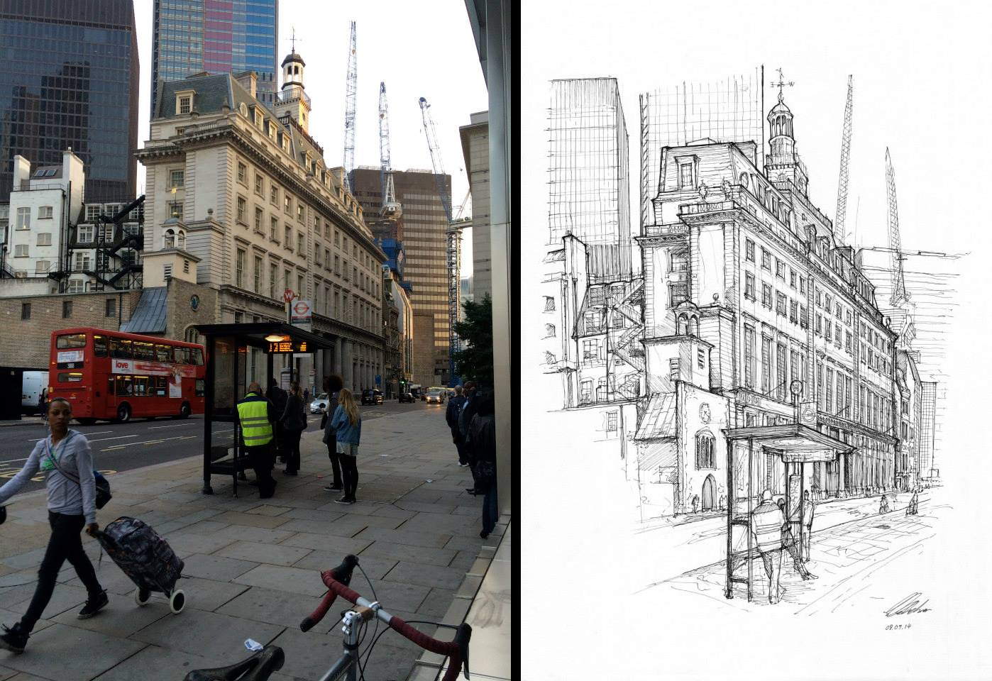01-Hasilwood-House-Bishopsgate-Luke-Adam-Hawker-Creating-Architectural-Drawings-on-Location-www-designstack-co