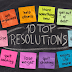 Top 10 New Year Resolutions 2017