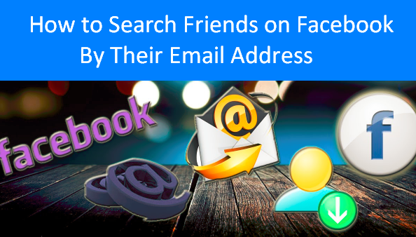 Search By Email Id On Facebook