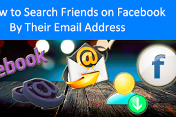 How to Search by Email On Facebook 2019