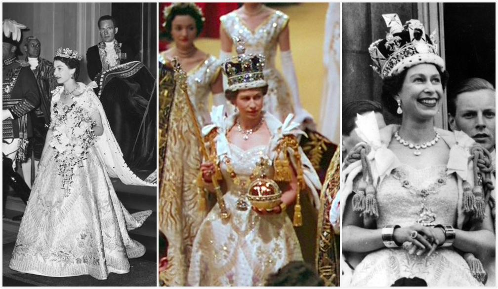 From Her Majestys Jewel Vault Flashback The Coronation