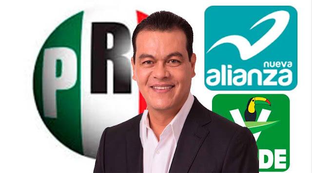Juan Zepeda pide ignorar al corrupto de Obrador y crear una alianza con el PVEM y PANAL