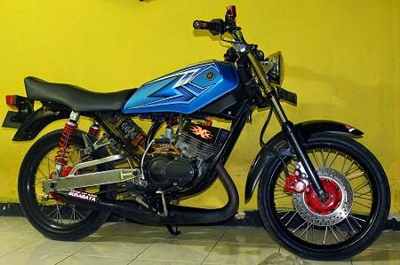modifikasi motor yamaha rx king touring
