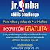Campamento gratuito de Jr. NBA en Ciudad de México, ¡Asiste!