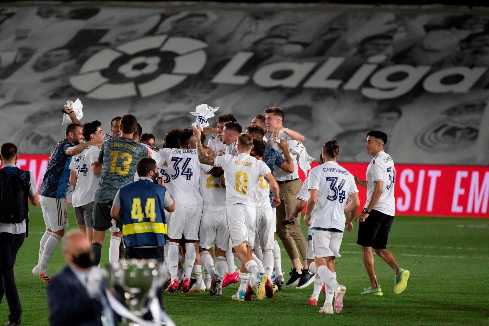 La Liga: Real Madrid venció al Villarreal y es campeón