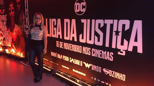 cinema liga da justiça DC warner
