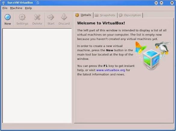Cara Menggunakan Virtualbox Linux, Windows dan Instalasi OS Lain