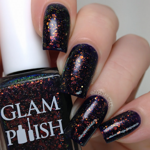 Glam Polish-Dungeons & Dragons
