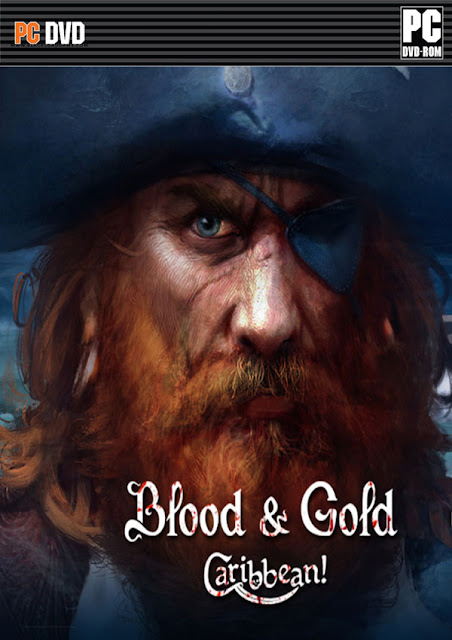 Blood & Gold Caribbean Download Cover Free Game