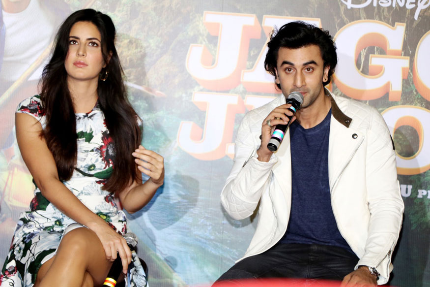 Katrina Kaif Attends Launch of Second Song for Jagga Jasoos at PVR Premiere