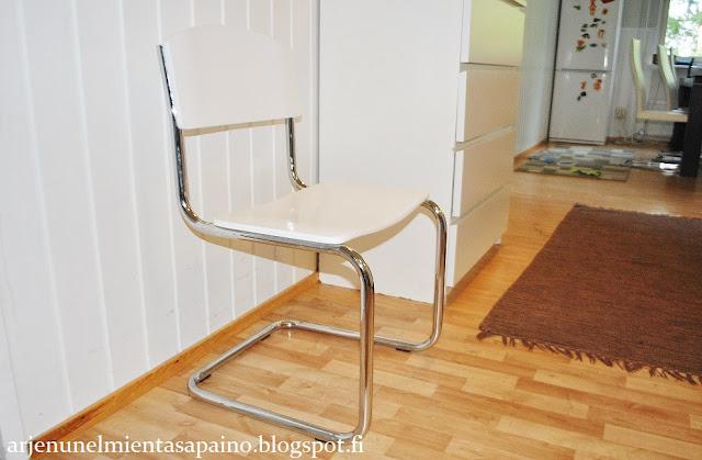 maalaus, tuoli, sisustus, diy, itse, kalustemaali