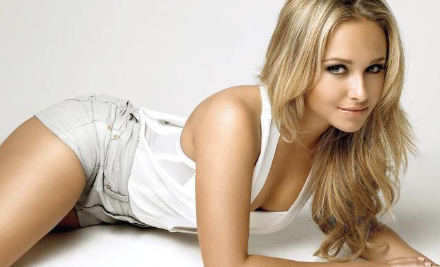 Lovely American model photo, American model girl pic