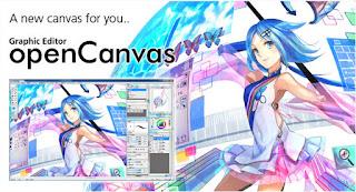 OpenCanvas 6.2.01 (x86/x64) Full Patch