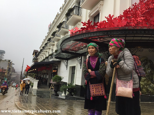 Amazing 4-day in Sapa & Mu Cang Chai 1