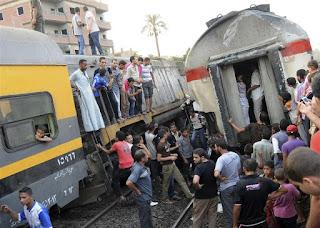 المستشار نبيل صادق يشكل لجنة من القوات المسلحة للتحقيق في حادث قطار البدرشين