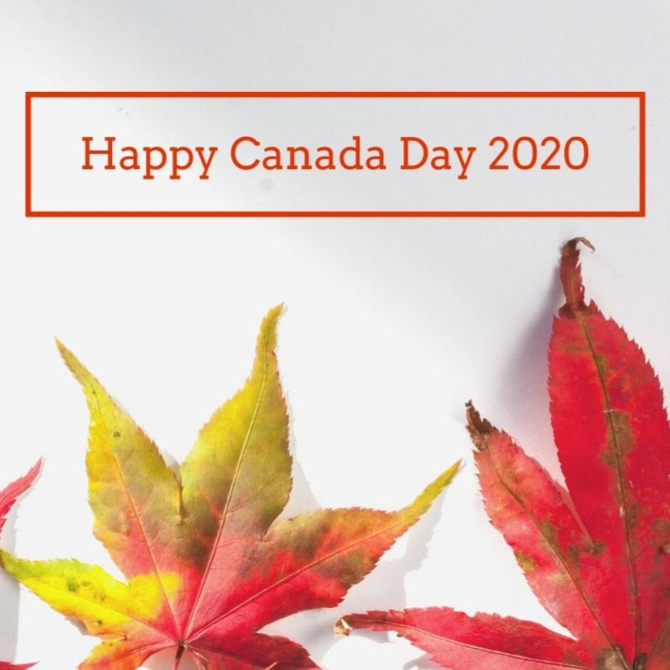 happy canada day 2020
