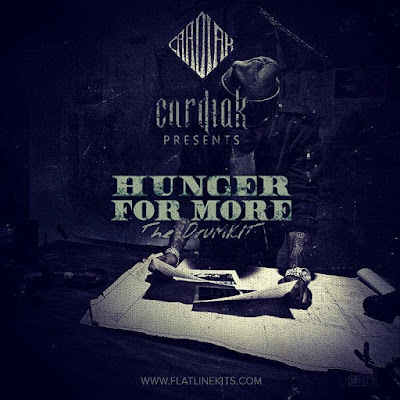 Cardiak Presents Hunger For More The Drumkit - Limited Edition