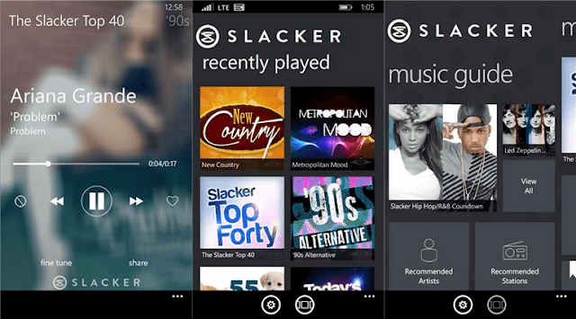 iHeartRadio Best New Apps to Listen to Music without Wi-Fi or Internet for Android and iOS