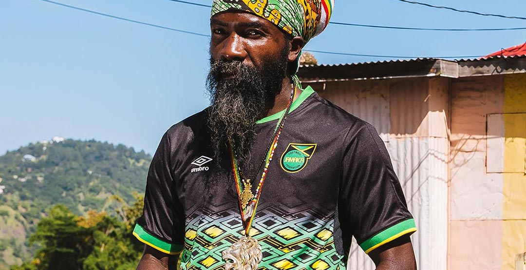 reputable site cede4 19dab Outstanding Umbro Jamaica 18-19 Home & Away Kits Revealed ...