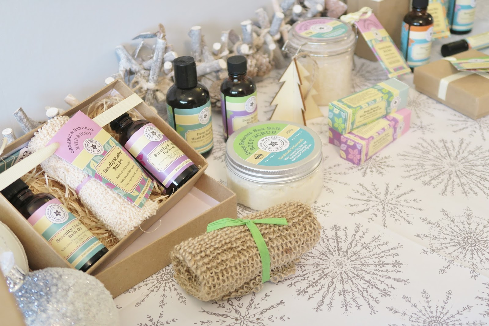 Amber's Beauty Talk Christmas Gift Guides | Bloom Remedies