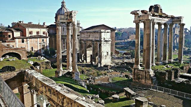 Foro Romano, Roma, Itália