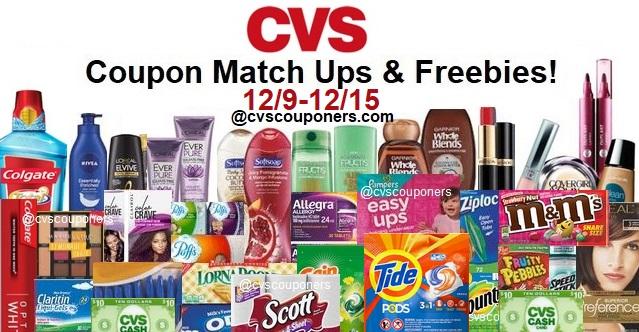 aa151f8b20d CVS Coupon Matchups, Deals, and Freebies - 12/9-12/15   CVS Couponers