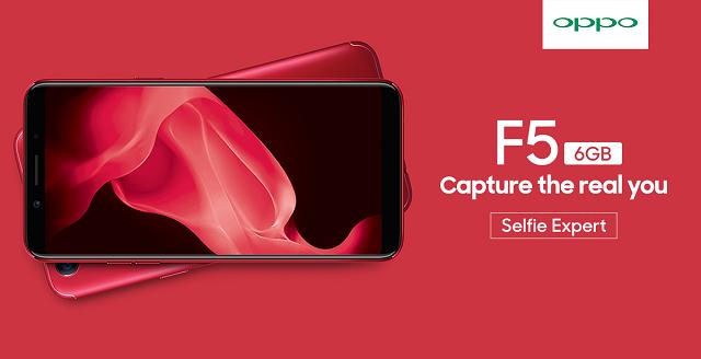 Oppo F5 6GB Philippines