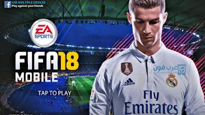 تحميل لعبة فيفا FIFA 18 للاندرويد كاملة مجانا